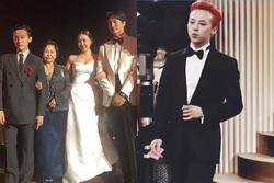 G-Dragon bảnh bao dự đám cưới chị gái và những lần chàng thơ Chanel khiến triệu cô gái đổ gục với suit