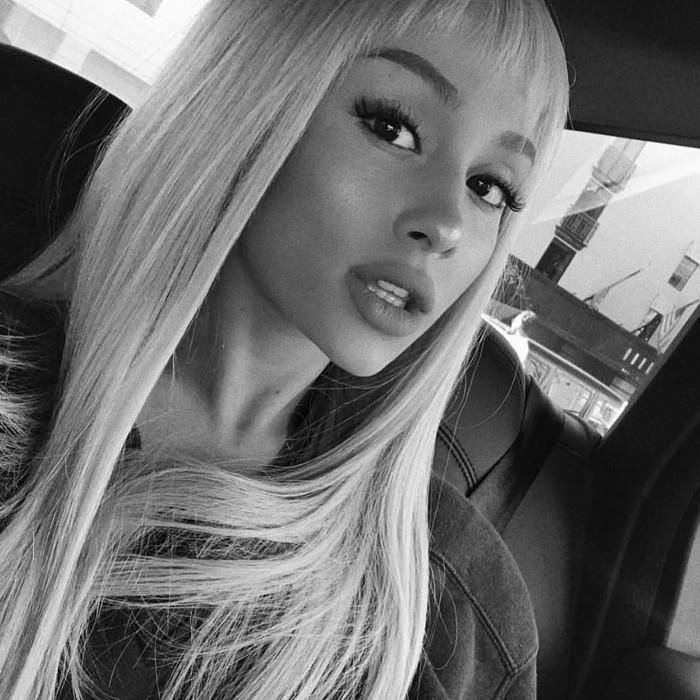 Dụi mắt không nhận ra Ariana Grande bánh bèo nhập khi không buộc tóc đuôi ngựa-6