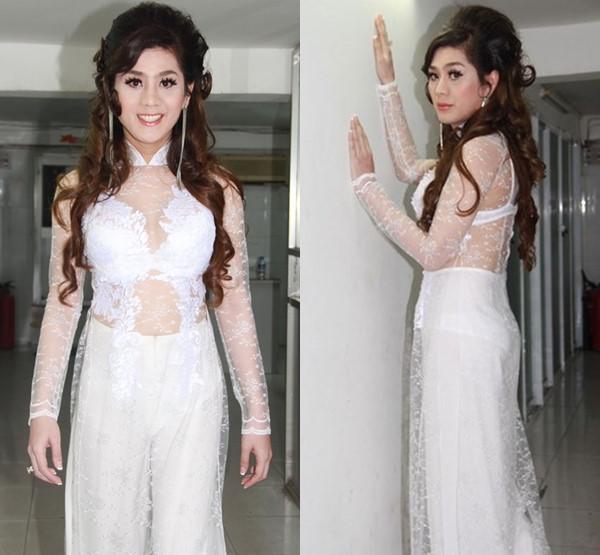 Mai Phương Thúy và sao Việt từng bị chỉ trích hạ thấp áo dài dân tộc-6