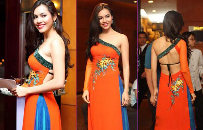 Mai Phương Thúy và sao Việt từng bị chỉ trích hạ thấp áo dài dân tộc-4