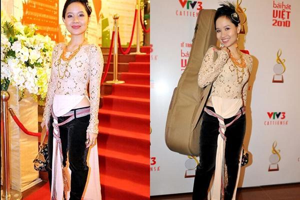 Mai Phương Thúy và sao Việt từng bị chỉ trích hạ thấp áo dài dân tộc-5