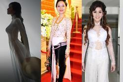 Mai Phương Thúy và sao Việt từng bị chỉ trích hạ thấp áo dài dân tộc