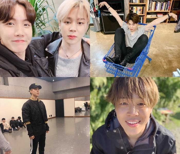 ARMYs biến Twitter thành sân nhà trong ngày sinh nhật Jimin, BTS đăng ảnh chúc mừng không quên cà khịa cực lầy-7