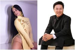 Nhà thiết kế Sỹ Hoàng: 'Đừng ném đá ca sĩ Mỹ mặc áo dài không quần'