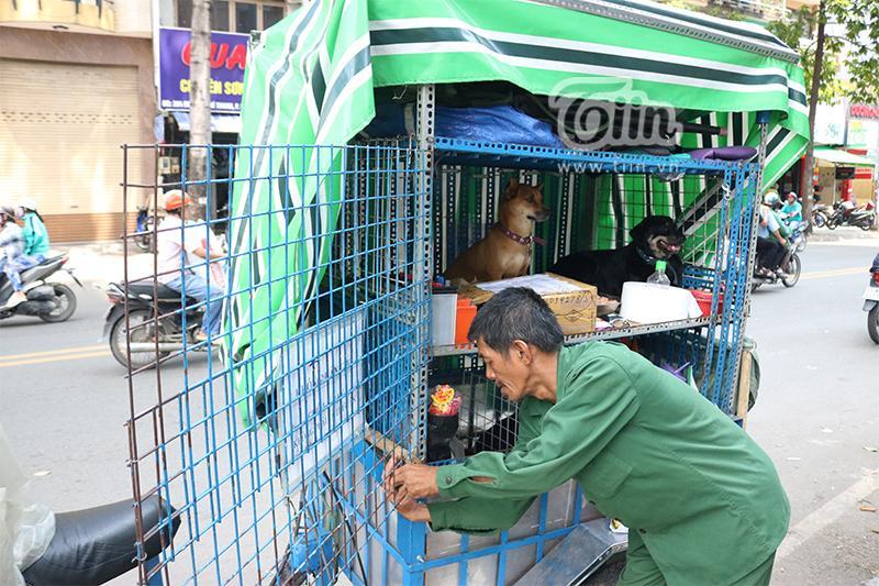 Người cha già nhặt nhạnh từng chiếc ve chai, cưu mang đàn con tật nguyền giữa Sài Gòn hoa lệ-3