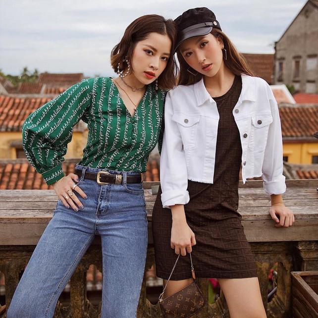 Những cặp chị em trong showbiz Việt: Giống từ ngoại hình đến cả phong cách thời trang-6
