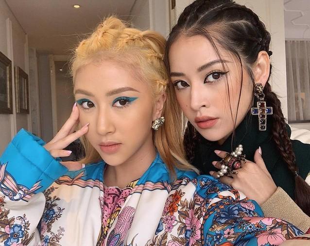 Những cặp chị em trong showbiz Việt: Giống từ ngoại hình đến cả phong cách thời trang-7