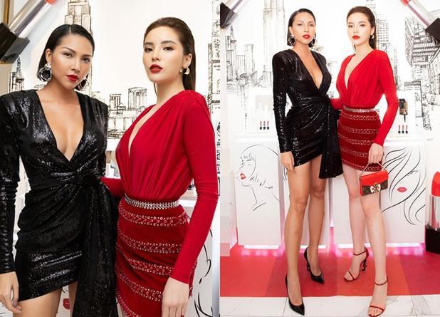 Những cặp chị em trong showbiz Việt: Giống từ ngoại hình đến cả phong cách thời trang-12