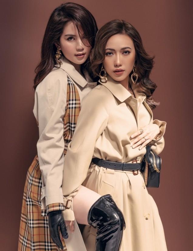 Những cặp chị em trong showbiz Việt: Giống từ ngoại hình đến cả phong cách thời trang-1
