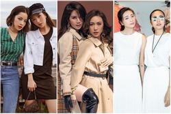 Những cặp chị em trong showbiz Việt: Giống từ ngoại hình đến cả phong cách thời trang