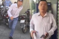 Gã đàn ông đánh tới tấp người phụ nữ tại cây ATM rồi hỏi 'Mày biết tao là ai không?' bị phạt 2,5 triệu đồng