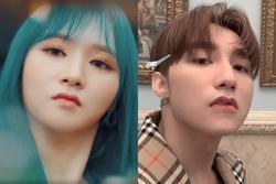 Nữ idol Kpop được chú ý vì có gương mặt giống hệt Sơn Tùng M-TP, nhất là 'bờ môi mazda' đặc trưng