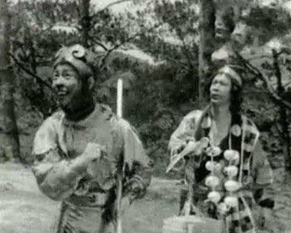 Bất ngờ với Tây Du Ký từ năm 1927: Trang phục hở hang, hoá trang như phim kinh dị-5