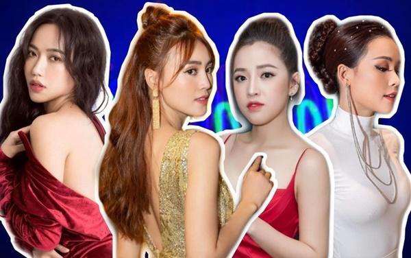 Ninh Dương Lan Ngọc, Diệu Nhi, Sam,… đồng loạt được dân mạng yêu cầu đi… hát đám cưới của Đông Nhi và Ông Cao Thắng-5