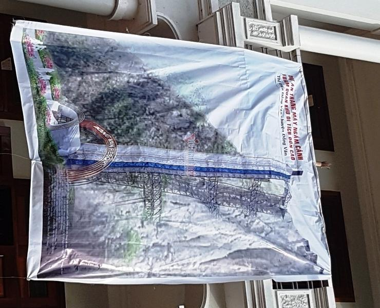 Hà Giang: Thang máy 102 tầng giữa phố cổ Đồng Văn-4
