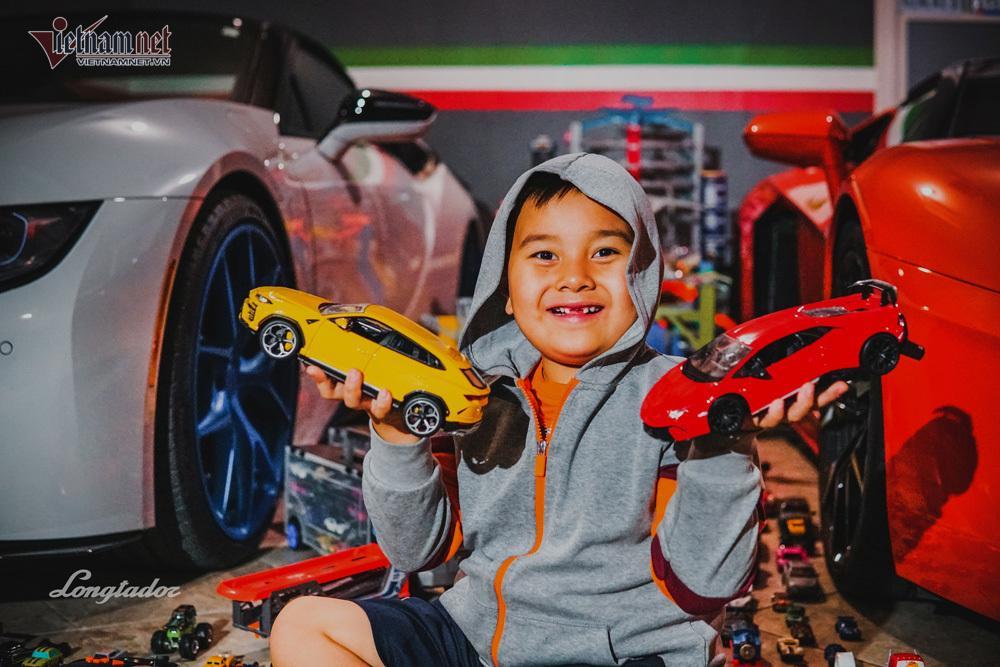 Cậu bé người Việt sở hữu 7.000 siêu xe gần tỷ đồng-2