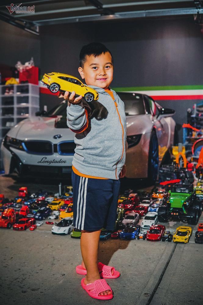 Cậu bé người Việt sở hữu 7.000 siêu xe gần tỷ đồng-3