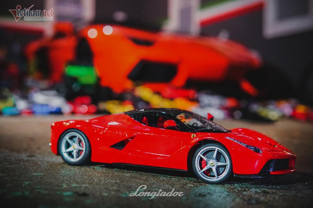 Cậu bé người Việt sở hữu 7.000 siêu xe gần tỷ đồng-9
