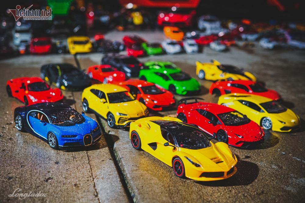 Cậu bé người Việt sở hữu 7.000 siêu xe gần tỷ đồng-10