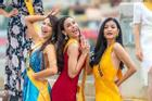 Nguyễn Hà Kiều Loan tỏa sáng bất ngờ, có khả năng lập kỳ tích tại Miss Grand 2019
