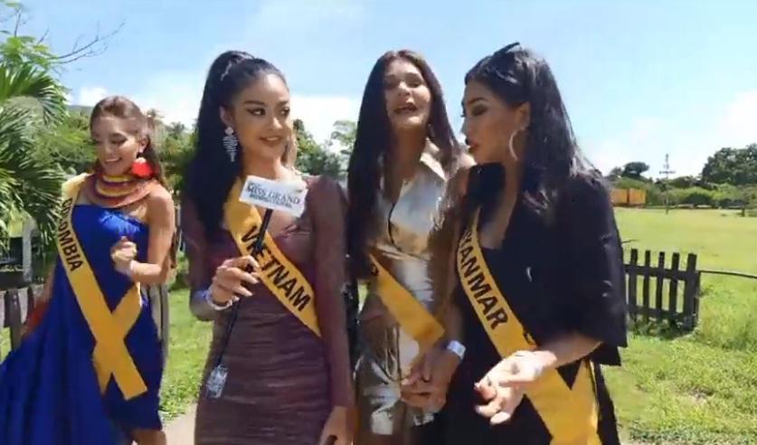 Nguyễn Hà Kiều Loan tỏa sáng bất ngờ, có khả năng lập kỳ tích tại Miss Grand 2019-4