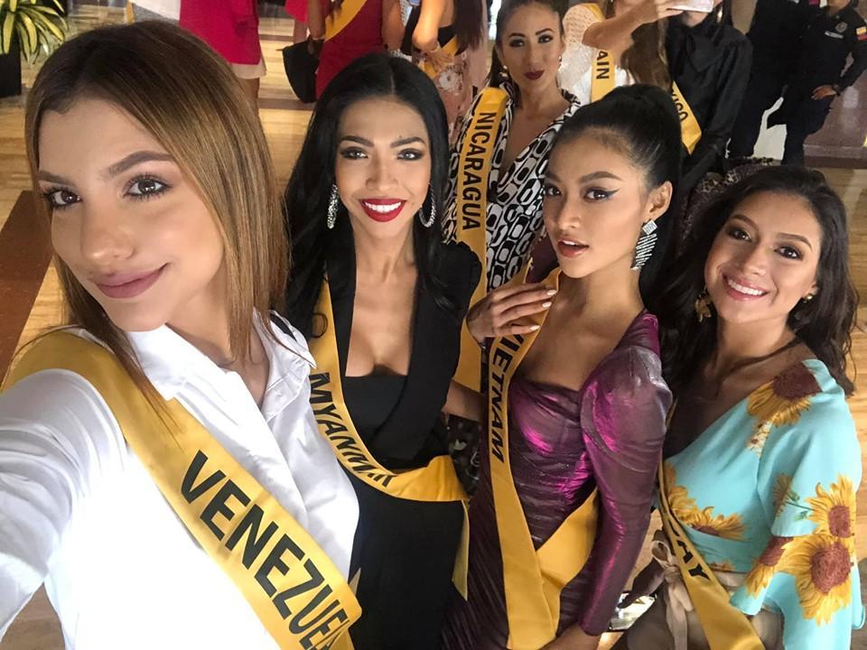 Nguyễn Hà Kiều Loan tỏa sáng bất ngờ, có khả năng lập kỳ tích tại Miss Grand 2019-2
