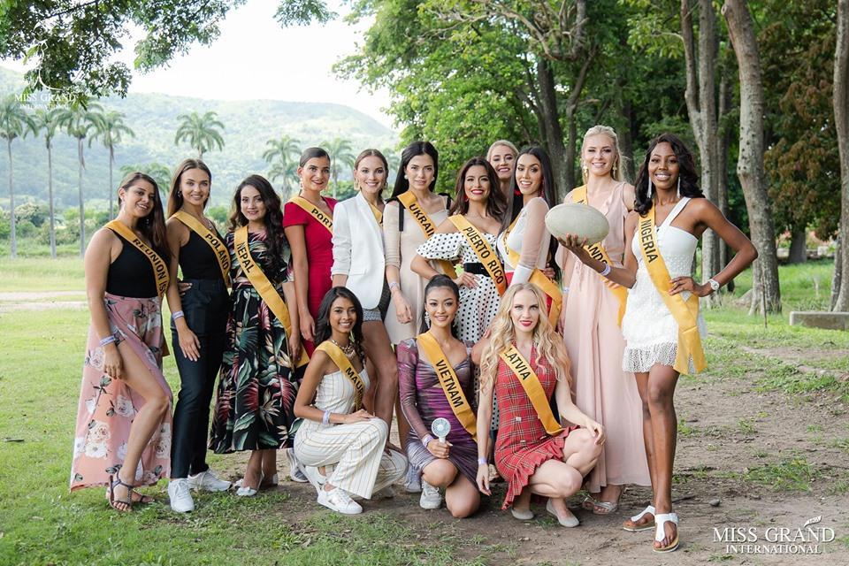 Nguyễn Hà Kiều Loan tỏa sáng bất ngờ, có khả năng lập kỳ tích tại Miss Grand 2019-7
