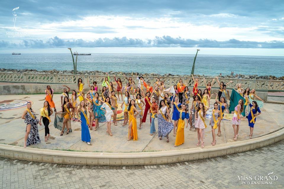 Nguyễn Hà Kiều Loan tỏa sáng bất ngờ, có khả năng lập kỳ tích tại Miss Grand 2019-10