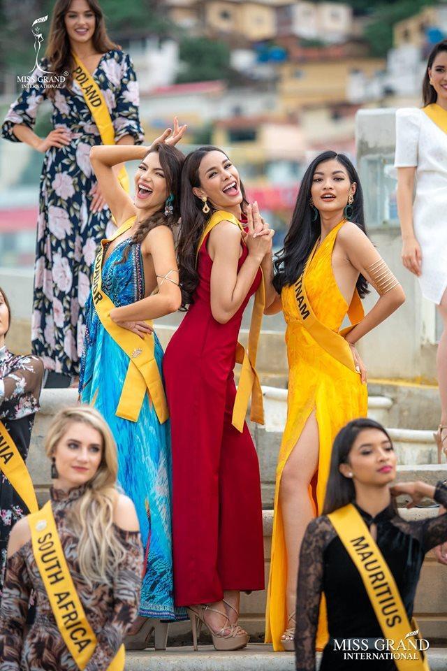 Nguyễn Hà Kiều Loan tỏa sáng bất ngờ, có khả năng lập kỳ tích tại Miss Grand 2019-11