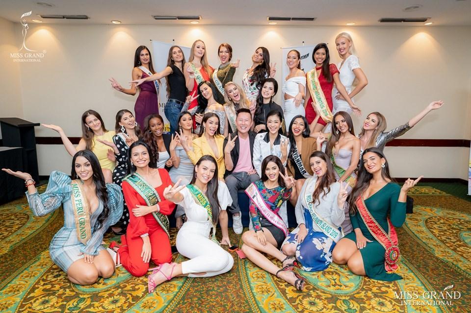 Nguyễn Hà Kiều Loan tỏa sáng bất ngờ, có khả năng lập kỳ tích tại Miss Grand 2019-12