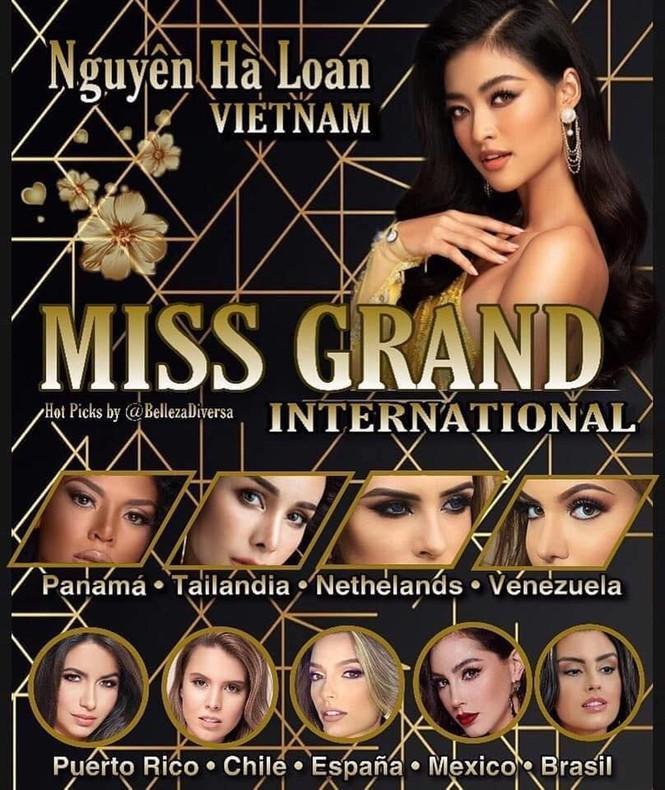 Nguyễn Hà Kiều Loan tỏa sáng bất ngờ, có khả năng lập kỳ tích tại Miss Grand 2019-21