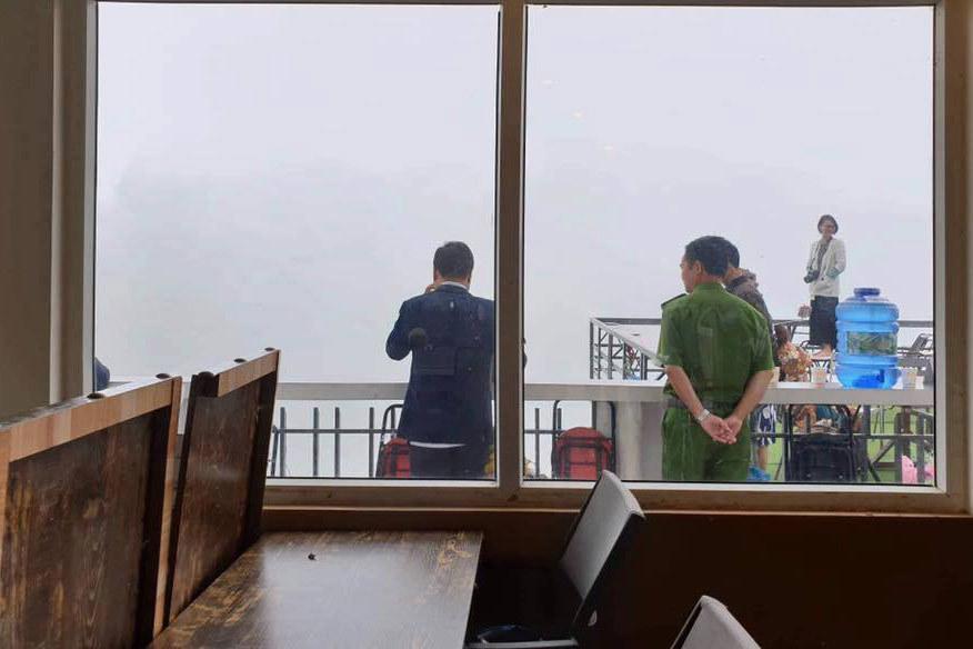 Panorama trên đỉnh Mã Pì Lèng bị đình chỉ kinh doanh-2