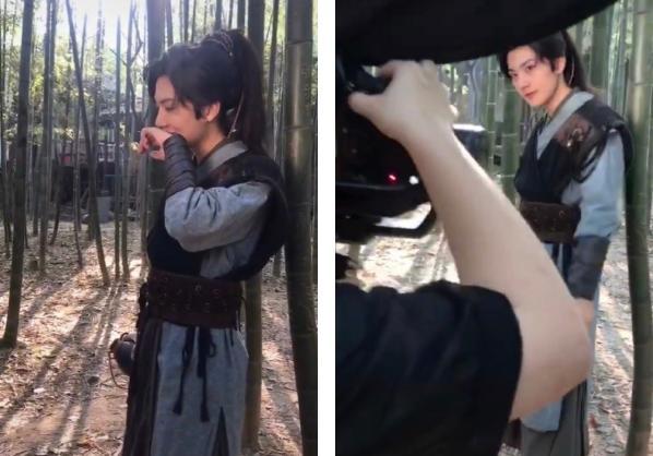 Netizen náo loạn vì diễn viên đóng thế điển trai lấn át cả Vương Nhất Bác-1