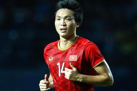 HLV Park loại Tuấn Anh trước trận gặp Indonesia