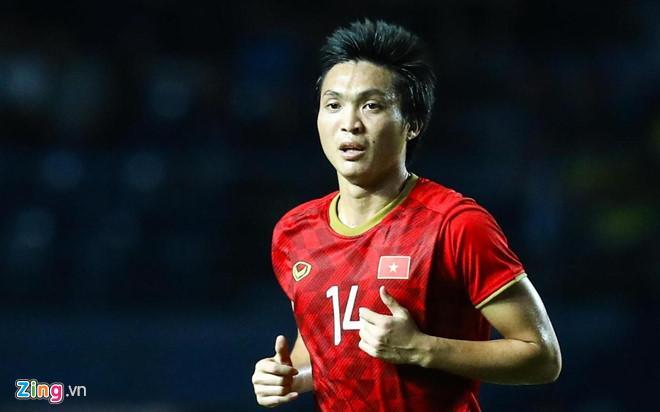 HLV Park loại Tuấn Anh trước trận gặp Indonesia-1