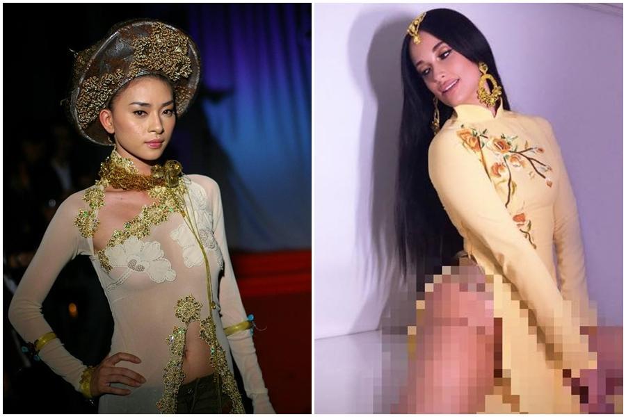 Ngô Thanh Vân lên tiếng về chiếc áo dài xuyên thấu từng mặc trong quá khứ: Đừng đánh đồng tôi với Kacey Musgraves-1