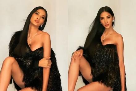Bản tin Hoa hậu Hoàn vũ 14/10: Hoàng Thùy posing xuất sắc khiến khán giả quốc tế kỳ vọng đăng quang