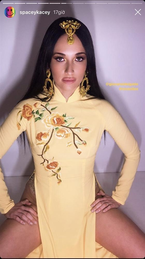 Phù thủy make-up gốc Việt Michelle Phan lên tiếng vụ ca sĩ Mỹ mặc áo dài không quần-3