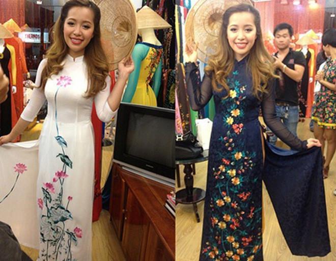 Phù thủy make-up gốc Việt Michelle Phan lên tiếng vụ ca sĩ Mỹ mặc áo dài không quần-5