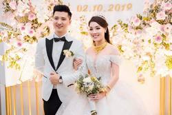 Ê-kíp tiết lộ sự cố bất ngờ trong đám cưới xa hoa của tình cũ Hà Duy