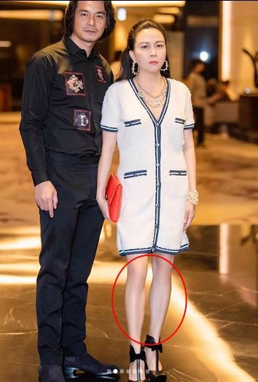 Phượng Chanel bị soi photoshop quá đà đến mức đôi đầu gối củ lạc đặc trưng biến mất luôn rồi!-3