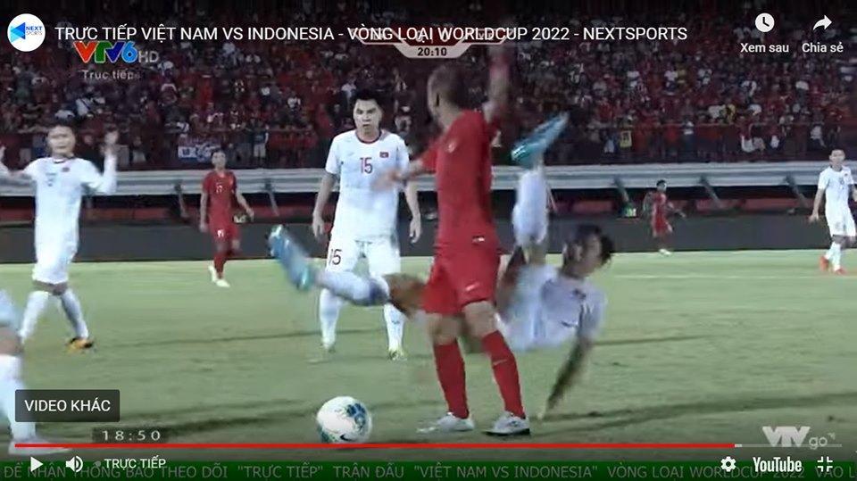 Lan truyền tình huống nhà bao việc nhưng cầu thủ Indonesia vẫn phải cõng Văn Hậu chơi bóng-4