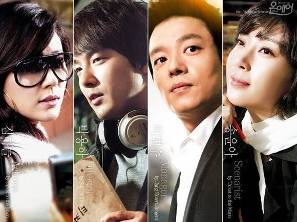 Những bộ phim tái hiện mặt tối showbiz Hàn-1