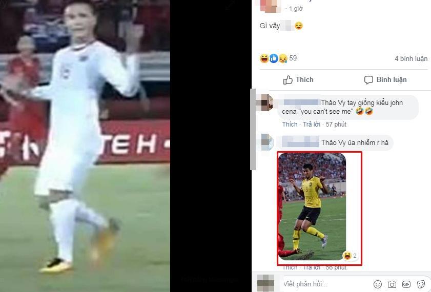 TRÙNG HỢP HÀI HƯỚC: Quang Hải nhiễm tư thế quỷ sứ của trung vệ Malaysia ở trận gặp Indonesia-1