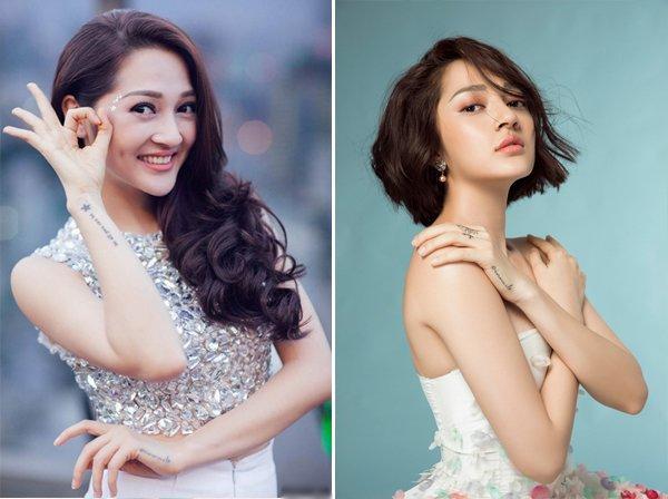 Cắt phăng mái tóc dài đã gắn bó nhiều năm, Lâm Vỹ Dạ khiến fans suýt không nhận ra-8