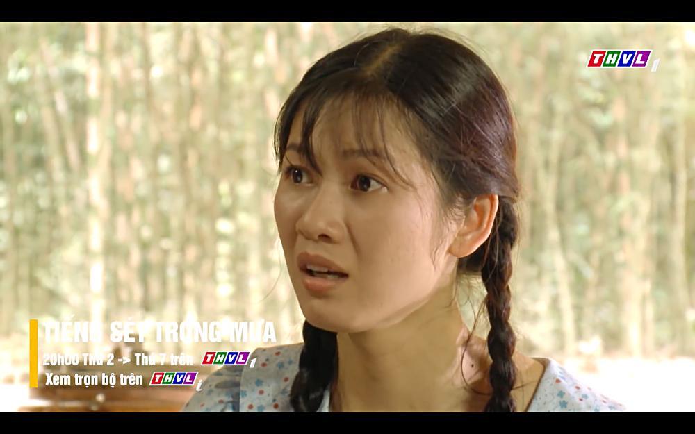 Nhật Kim Anh tát con gái vì yêu cậu chủ trong tập 38 Tiếng Sét Trong Mưa-6