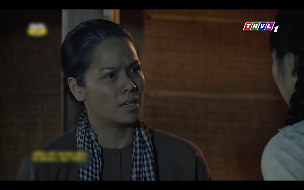 Nhật Kim Anh tát con gái vì yêu cậu chủ trong tập 38 Tiếng Sét Trong Mưa-7
