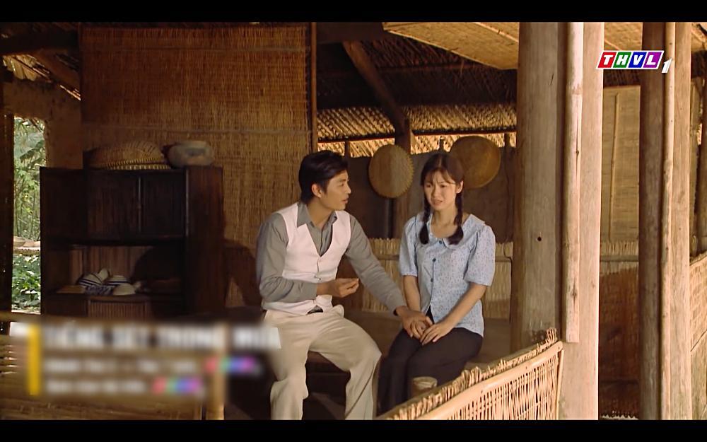 Nhật Kim Anh tát con gái vì yêu cậu chủ trong tập 38 Tiếng Sét Trong Mưa-5