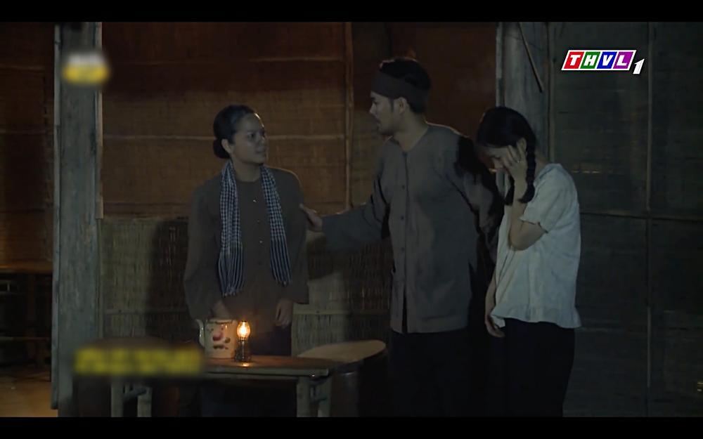 Nhật Kim Anh tát con gái vì yêu cậu chủ trong tập 38 Tiếng Sét Trong Mưa-8