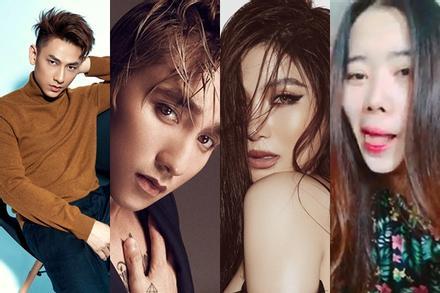 Showbiz Việt cũng có quá nhiều ngôi sao thừa nhận mắc chứng trầm cảm nặng
